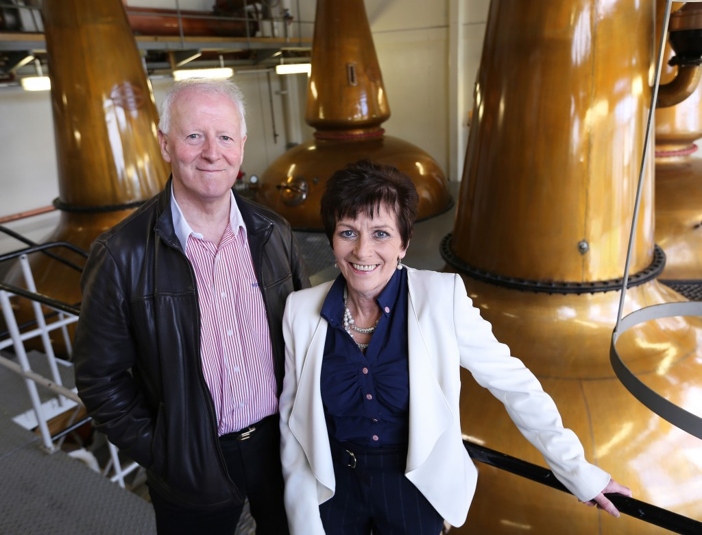 Glenallachie Distillery in Aberlour. Pictures Simon Price/Firstpix Photography