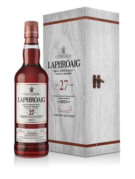 Laphroaig 27