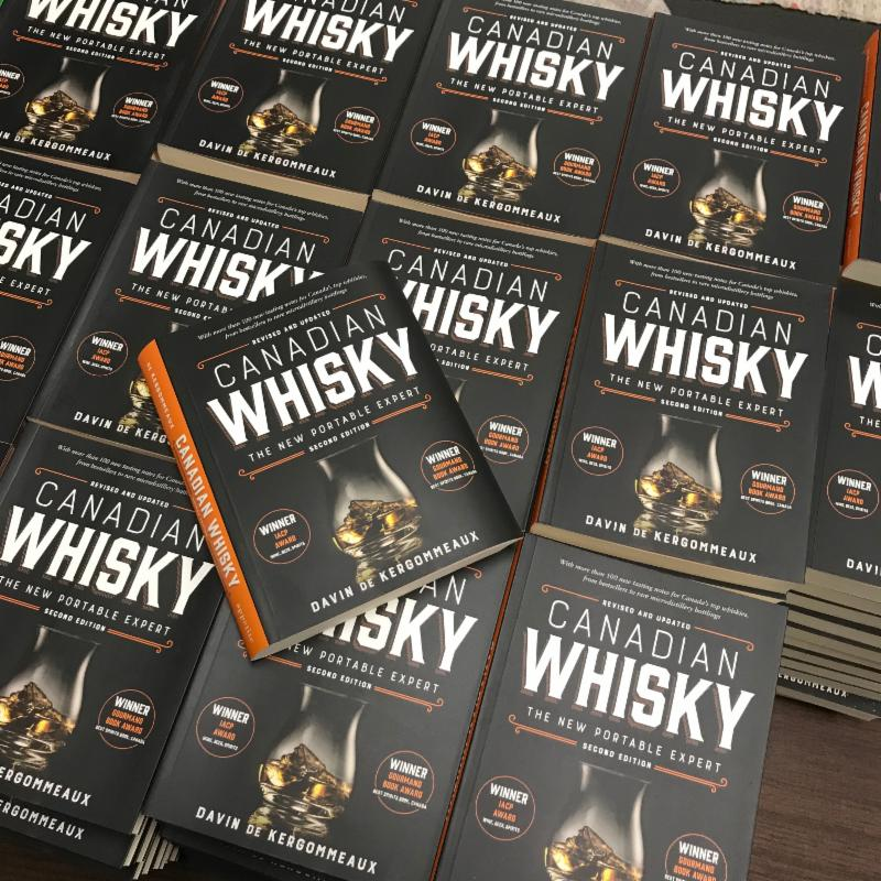 canadian whisky second edition the new portable expert