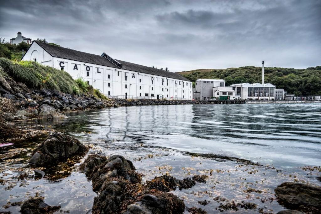 International Scotch Day 2018 - Caol Ila Distillery