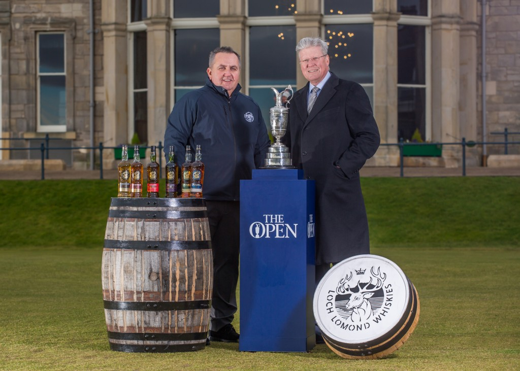 Loch Lomond Group - The Open Announcement (01)