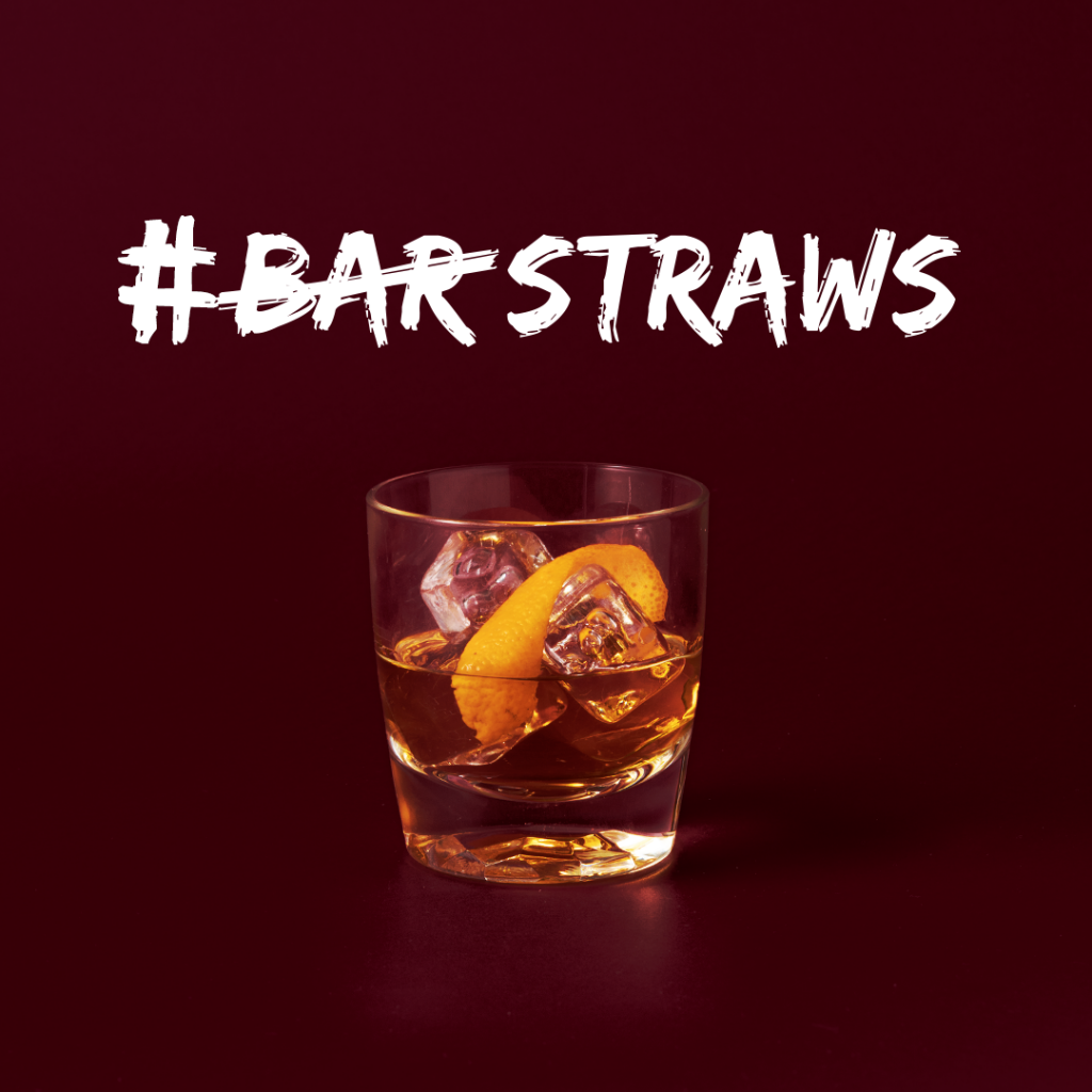 #barstraws - oldfashioned