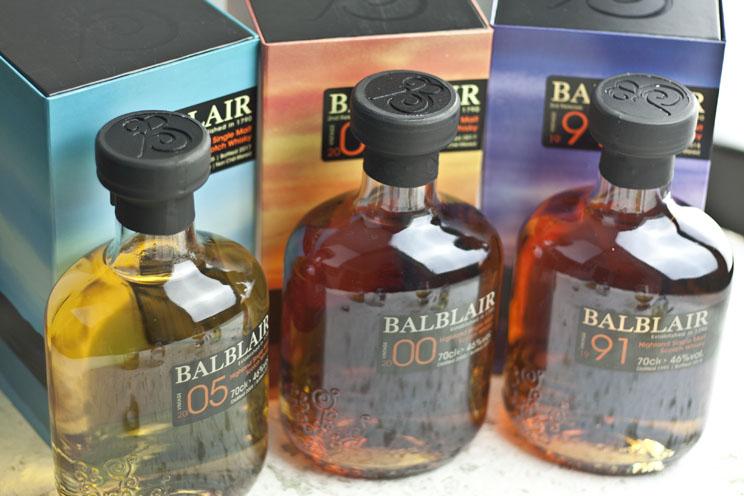 Balblair Vintage scotch whisky feature