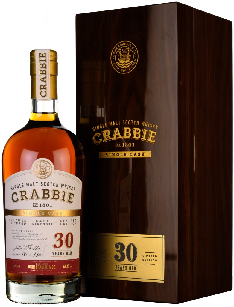 Crabbie 30 Year Old _ Single Cask2
