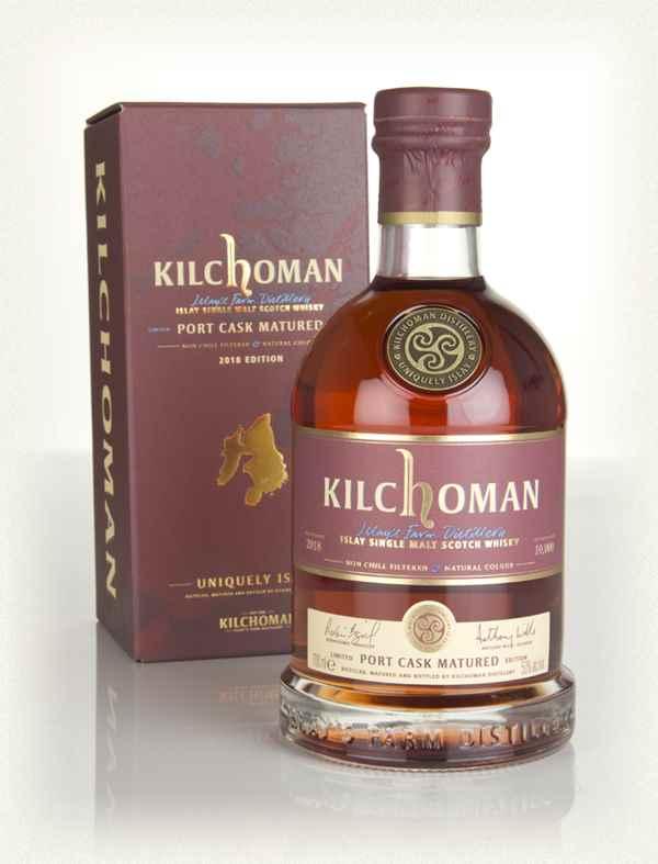 Kilchoman Port