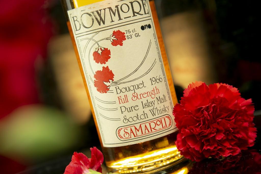 Bowmore Bouquet 2