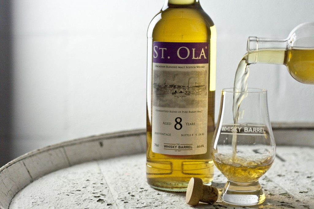 Blended-Scotch-St-Ola-8-Year-Old-2010-Exclusive-taste