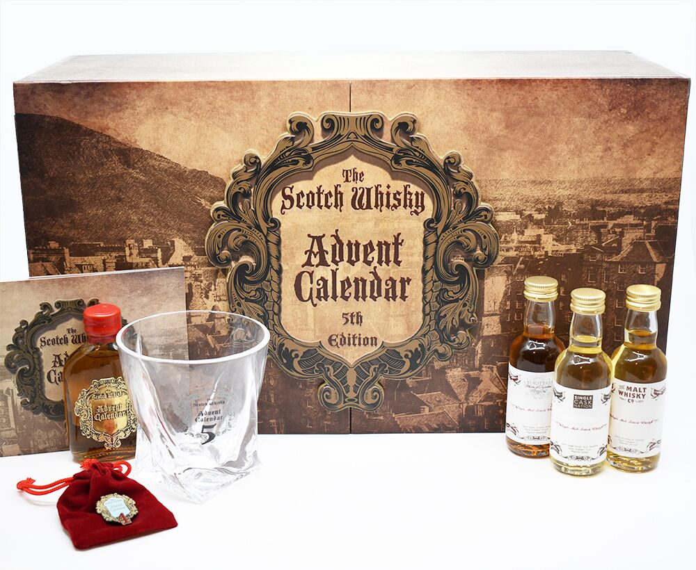 scotch calendar 5th edition