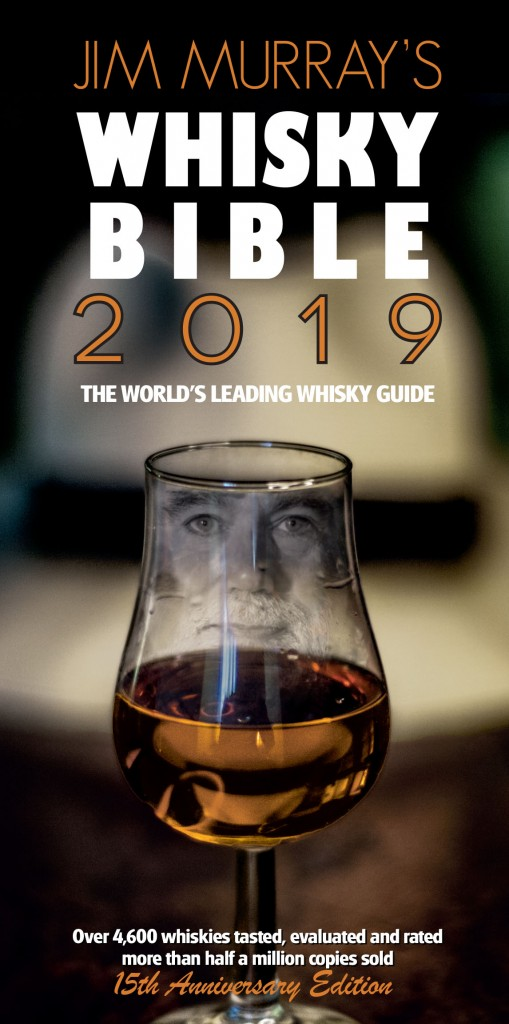 Jim Murray's Whisky Bible 2019 Cover