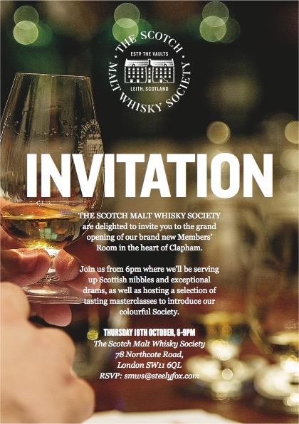 SMWS Invitation