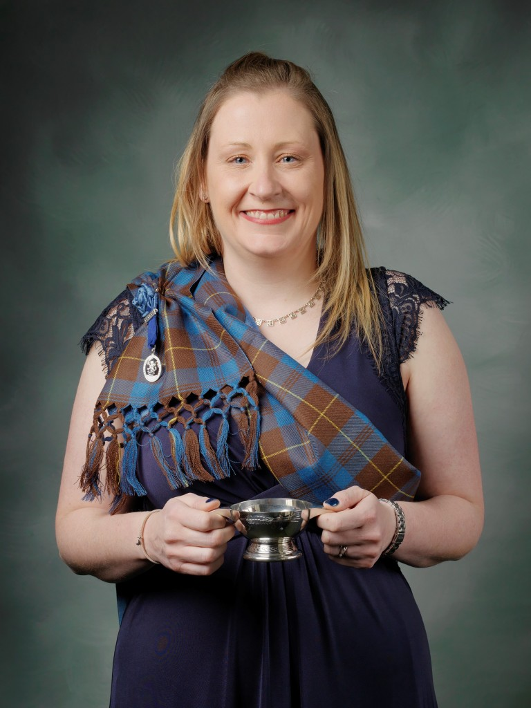 Susan Colville, Keeper of the Quaich