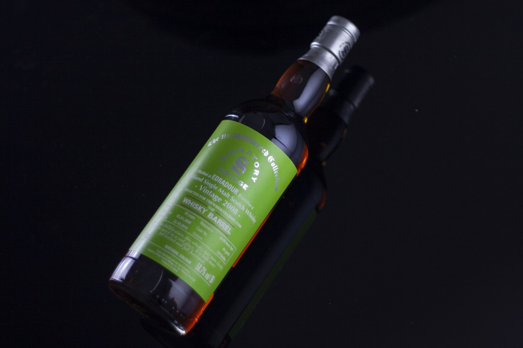 Edradour-10-Year-Old-2008-Signatory-Exclusive bottle