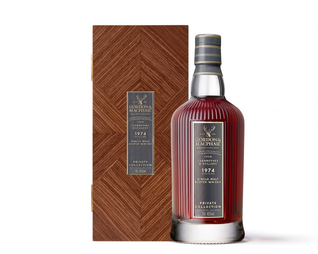 Gordon & MacPhail launch Private Collection Glenrothes 1974 -