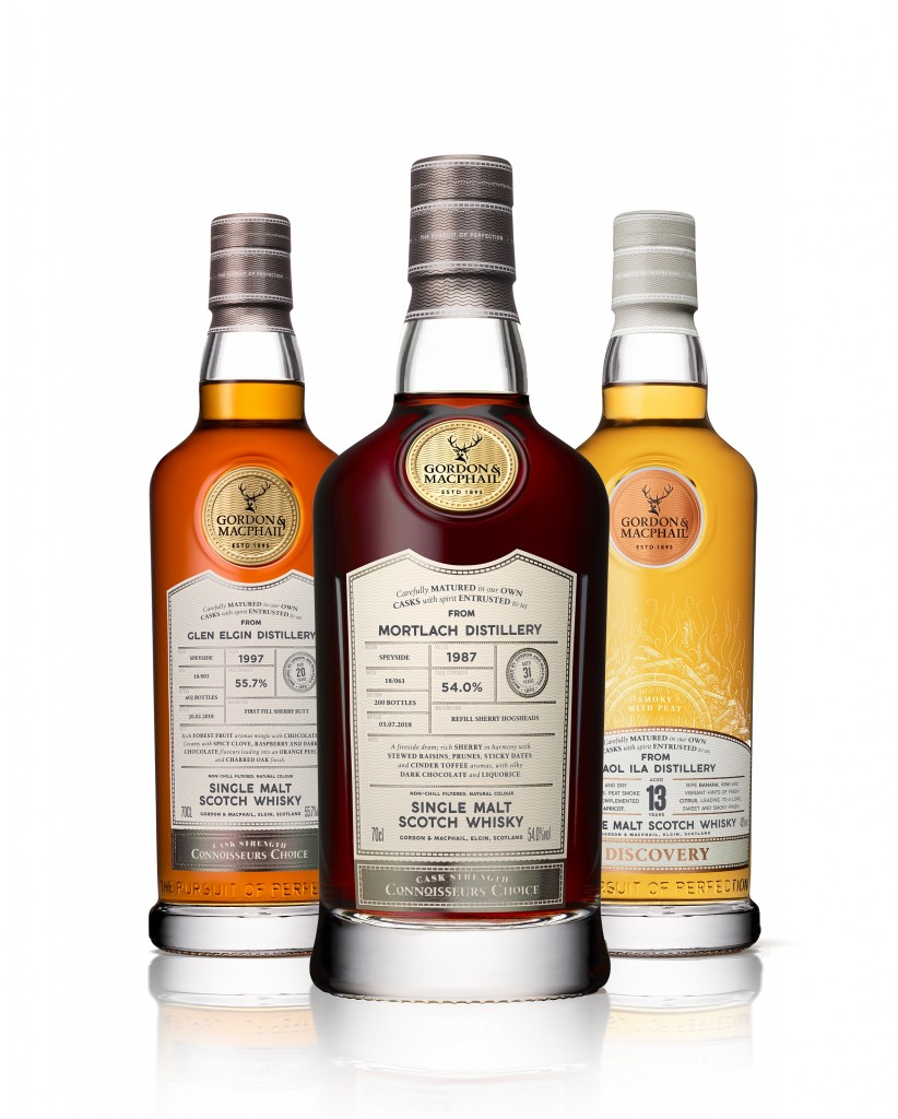 Gordon & MacPhail awarded three 'Master' awards at prestigious