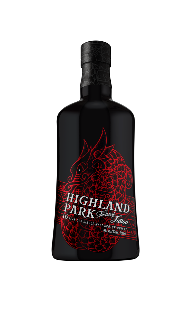 Highland Park S Latest Whisky Gets Under Your Skin Partnership With Famed Nordic Tattoo Artist Celebrates Orcadian Culture Scotch Whisky News Drinkedin Trends