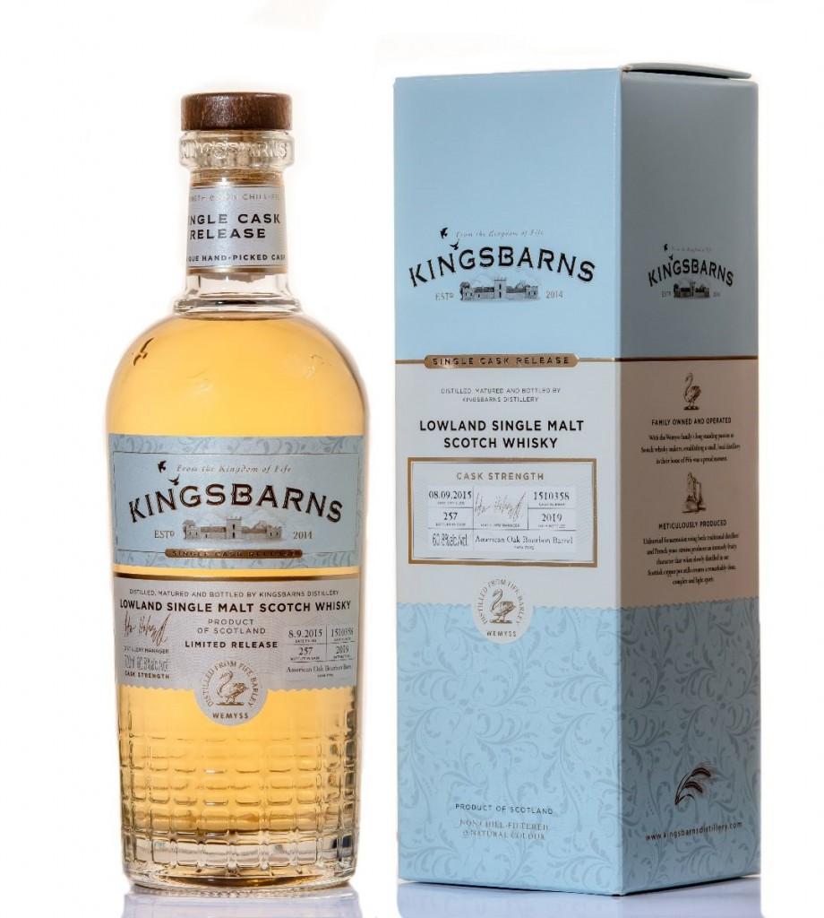 Kingsbarns Single Cask (002)