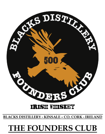 Blacks Whiskey Founders Clubs logo (002)