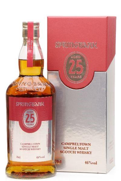 Springbank 25