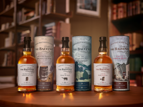 The Balvenie Stories Range