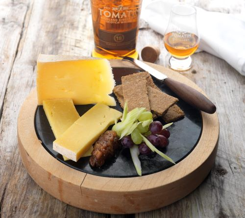 Tomatin cheese 18YO b