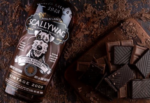 Scallywag The Chocolate Edition #2 Lifestyle 2 (002)