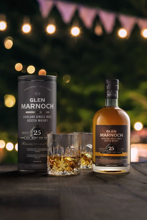 Glen Marnoch - 25 Year Old Single Malt Scotch Whisky (£39.99, 70cl)