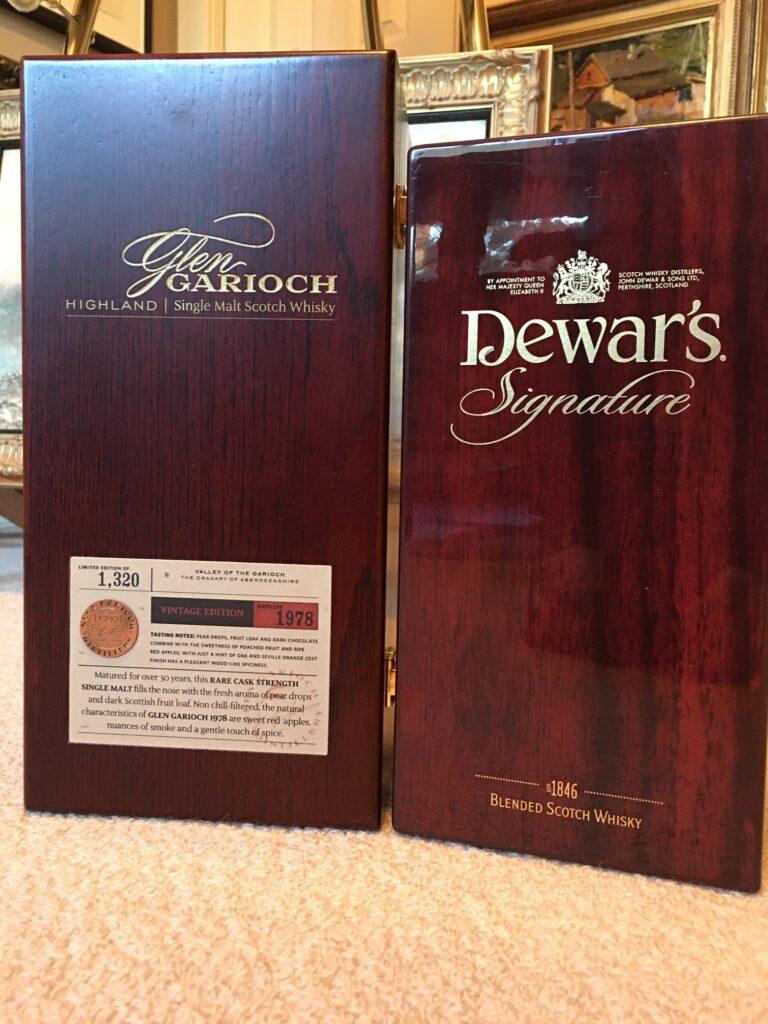 Whisky Presentation Box Humidors by Dave – Whisky Box Humidor News
