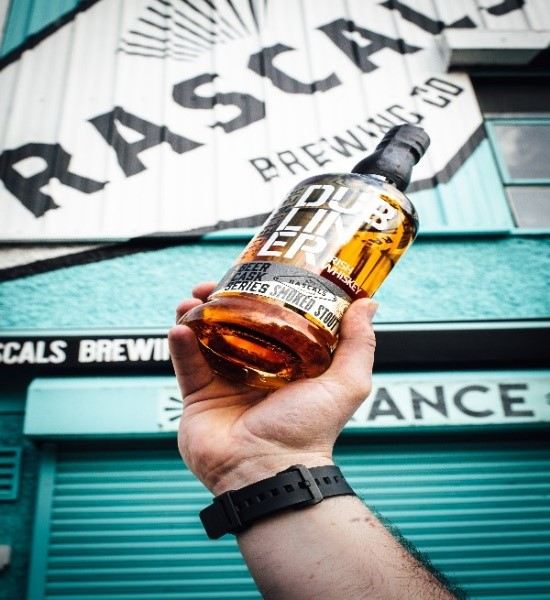 THE DUBLINER IRISH WHISKEY COLLABORATES WITH RASCAL'S BREWERY  FOR LIMITED-EDITION BEER CASK SERIES – Irish Whiskey News