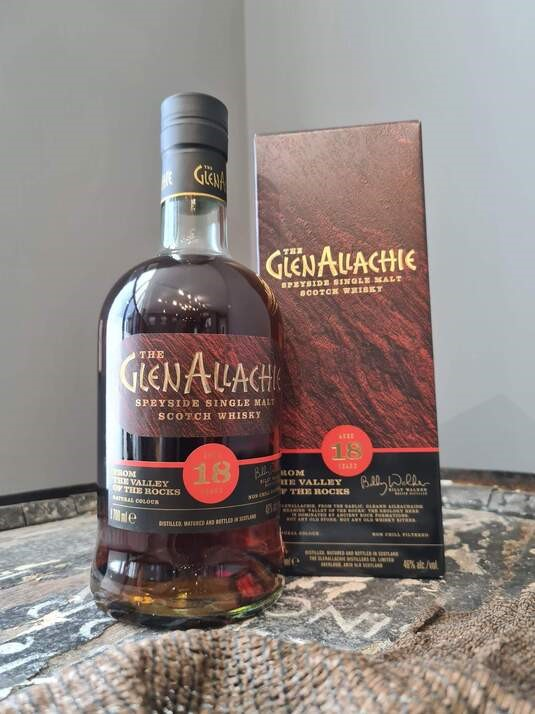 GlenAllachie 18 Year Old 2021 Release at Inverurie Whisky Shop – Scotch Whisky News