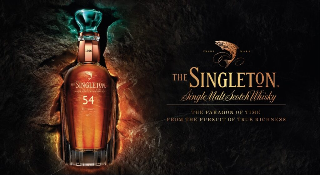 New! The Singleton of Dufftown 54 Year Old…at The Whisky Shop – Scotch Whisky News
