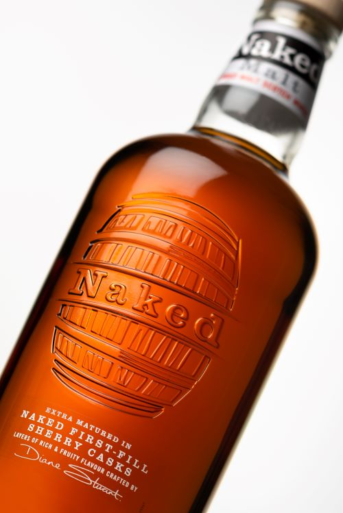"""NEW """"NAKED MALT"""" IDENTITY AND PACKAGING REVEALED – Scotch Whisky News"""
