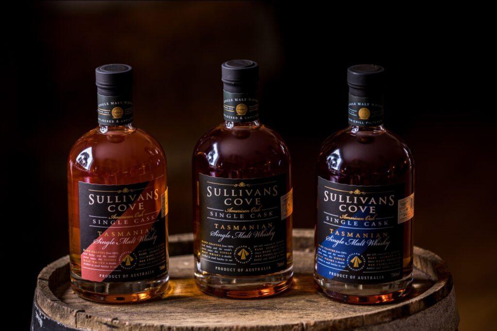 Sullivans Cove *Upcoming Release* Three American Oak Single Cask Whiskies – Tasmanian Whisky News