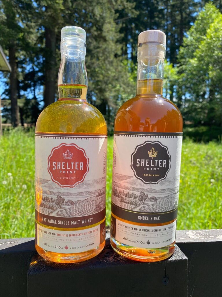 Shelter Point Distillery Update – Canadian Whisky News
