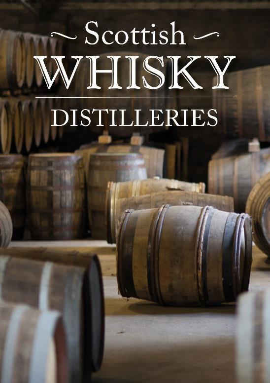 Scottish Whisky Distilleries Edited By Matt Falcus – Scotch Whisky News