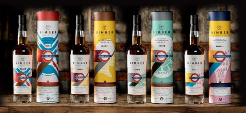 Bimber Distillery unveils The Spirit of the Underground Collection in partnership with Transport for London– English Whisky News