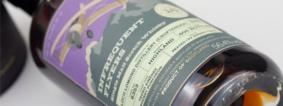 LOCH LOMOND DISTILLERY Croftengea 16 Year Old 2005 Infrequent Flyers at The Whisky Barrel – Scotch Whisky News