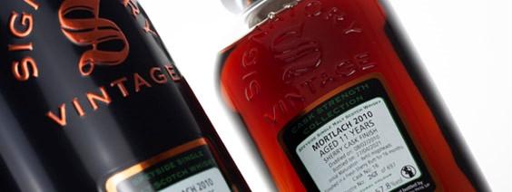 Signatory Vintage Mortlach 11YO sherry butt finish Cask #6 at The Whisky Barrel – Scotch Whisky News
