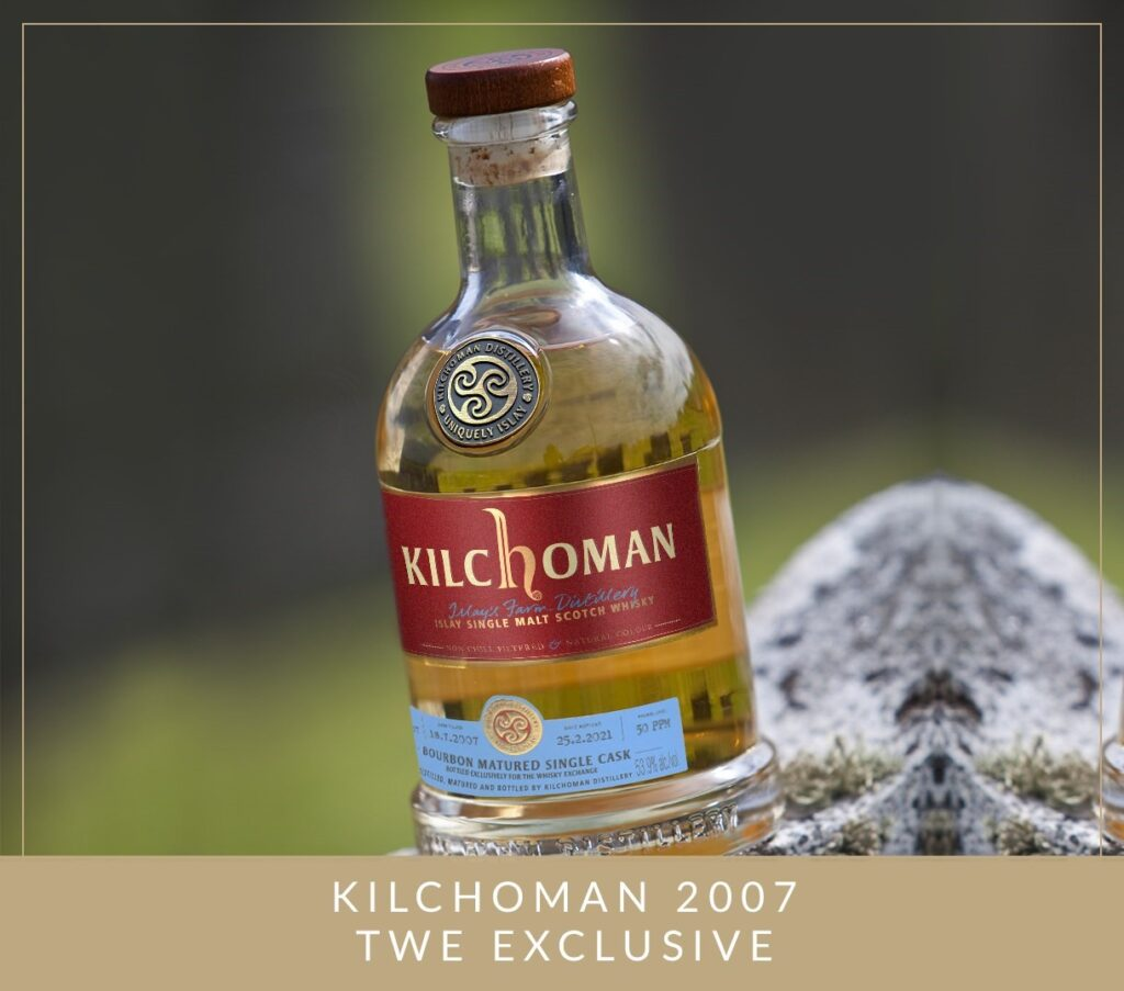New Exclusive Kilchoman 2007 Single Cask at The Whisky Exchange – Scotch Whisky News